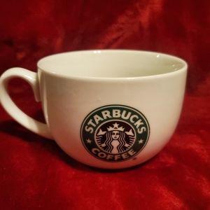 Starbucks jumbo mug